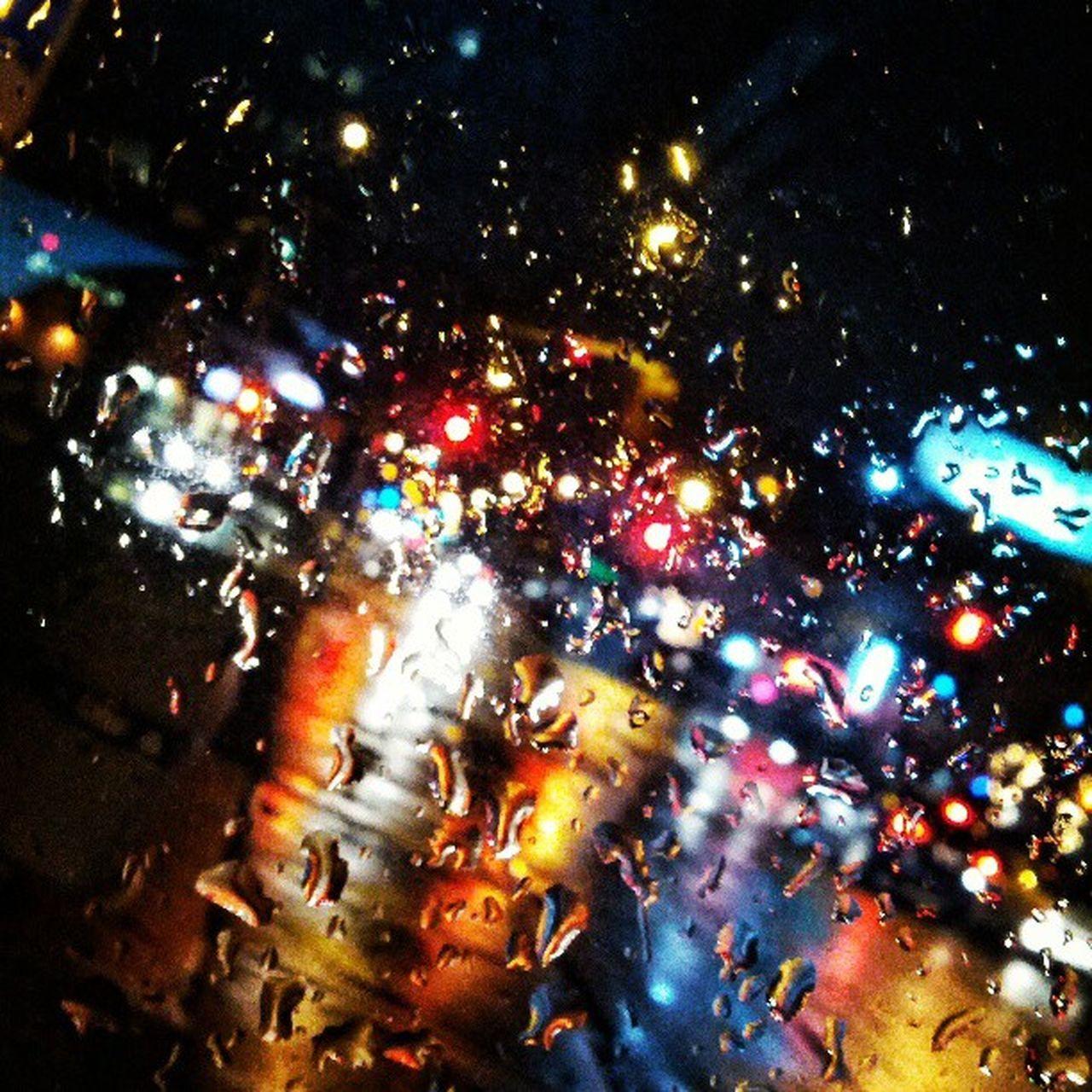 I Can't Stand The Rain Against My Window. Rainynights Nightwalks
