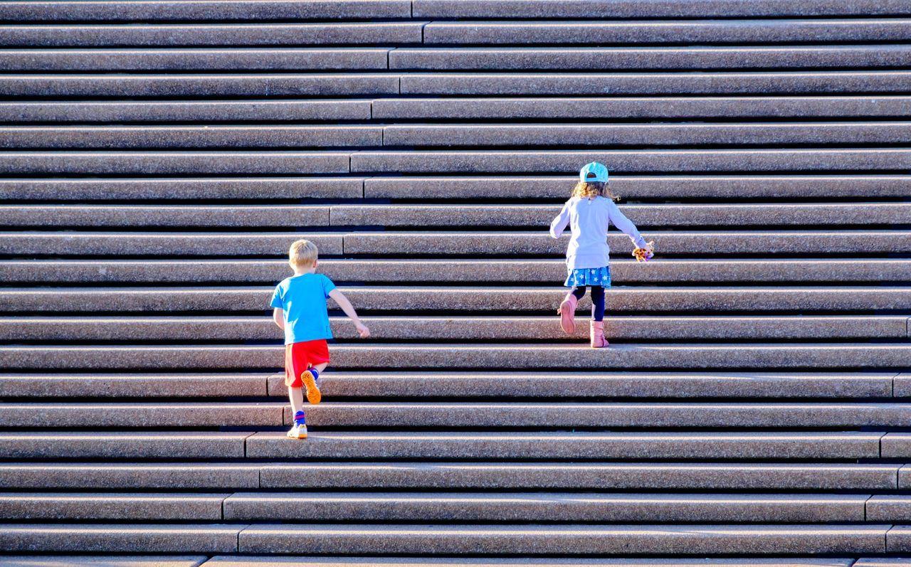 Beautiful stock photos of walk, Boys, Cap, Casual Clothing, Childhood