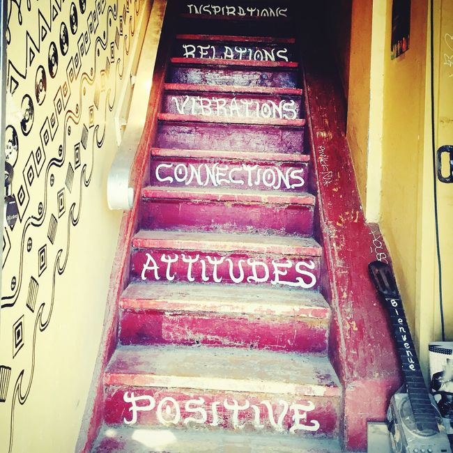 Let's start from positive! Canada Montreal