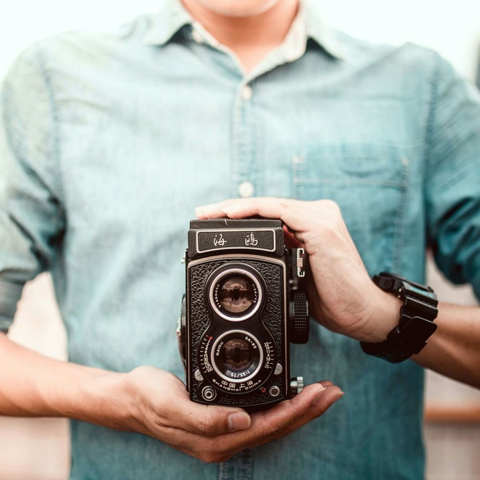 Film is not dead Photography Themes Camera - Photographic Equipment Retro Styled Old-fashioned Technology Arts Culture And Entertainment Vintage Portrait Moody EyeEm Diversity Individuality Film Photography Film Filmcamera Filmisnotdead Film Camera Vintage Vintage Camera