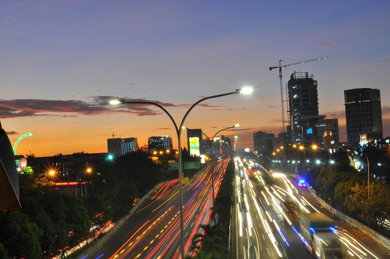 Cityscapes Tb Simatupang Sovereign