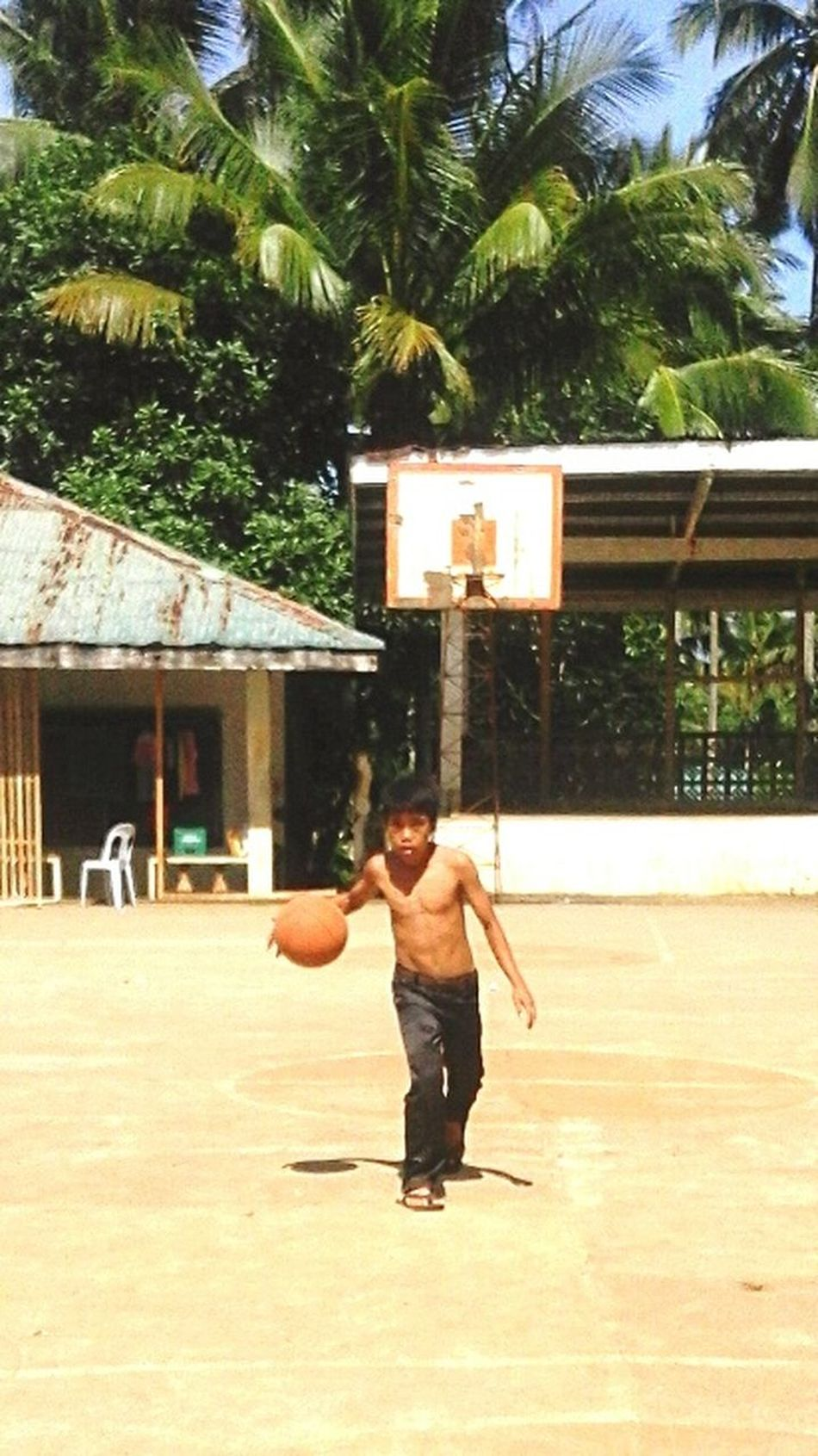 Finding New Frontiers Smallboy Subanentribe Meager Life Realtalk Basketball Reaching Child's Dream