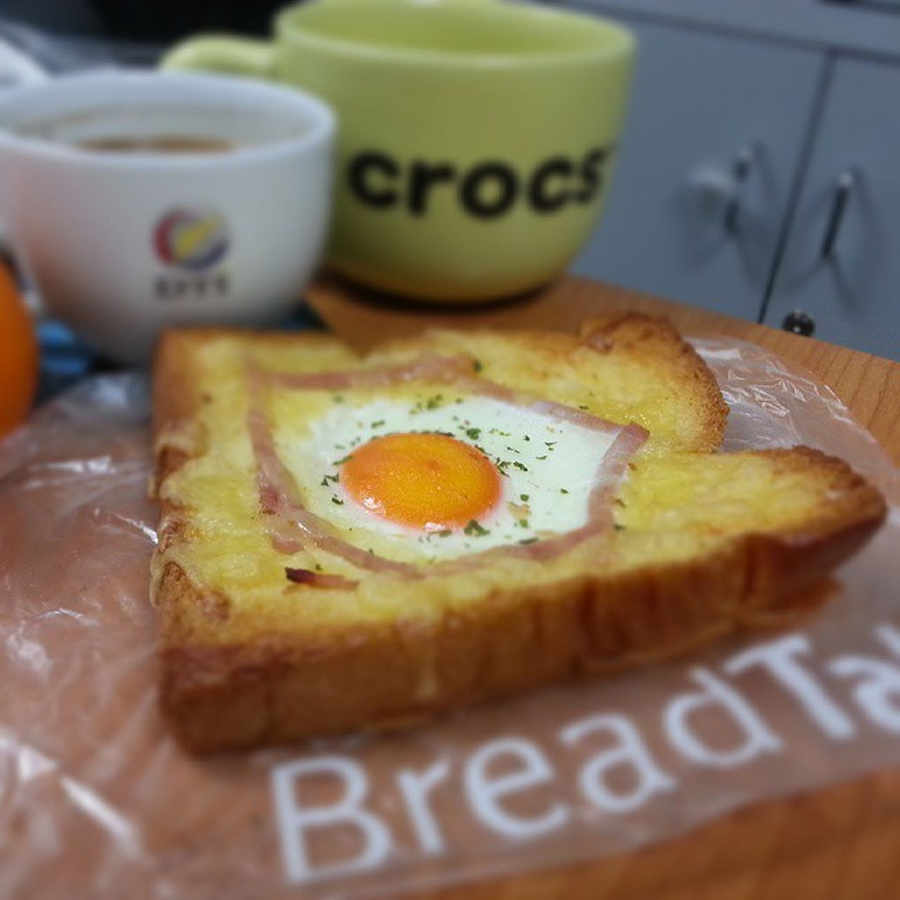 Breakfast (thank u MK)