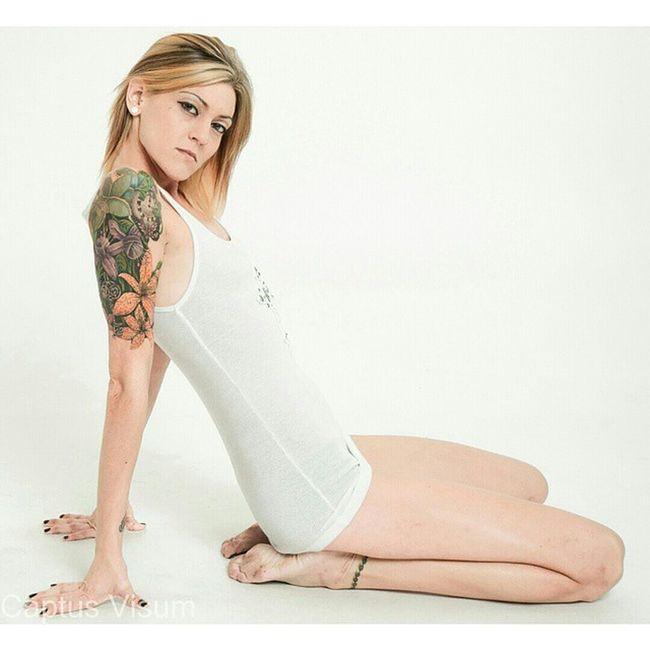 TattoedChic Tattoomodel Chicswithink Ink Inkjunkey Ucanthandleme Girlswithtattoos Livingmydream Worldoftattooedgirls art @madtatter36 photographer @captusvisum