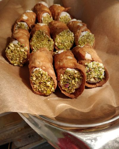cannoli i love you Italian Food Dessert CaNnoLi Pistachio Food And Drink Indoors  Food Healthy Eating No People Vegetable Freshness Ready-to-eat Tray Close-up