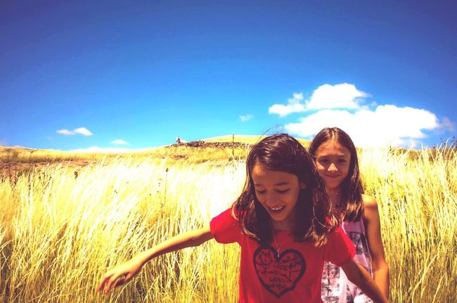 Kids Summer Eye4photography  Ricoh Gr Nature Cheese! EyeEm Best Shots Enjoying Life Landscape_Collection
