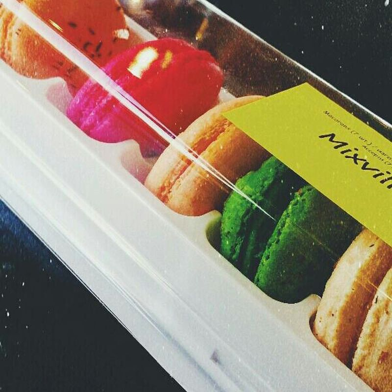 Macarons Food Cakes Yammie