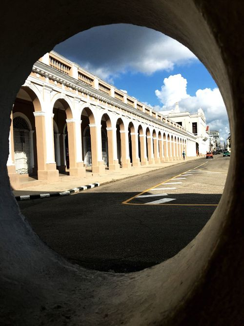 Cuba Arch Architecture Built Structure Architectural Column History Travel Destinations Day Sky Outdoors No People
