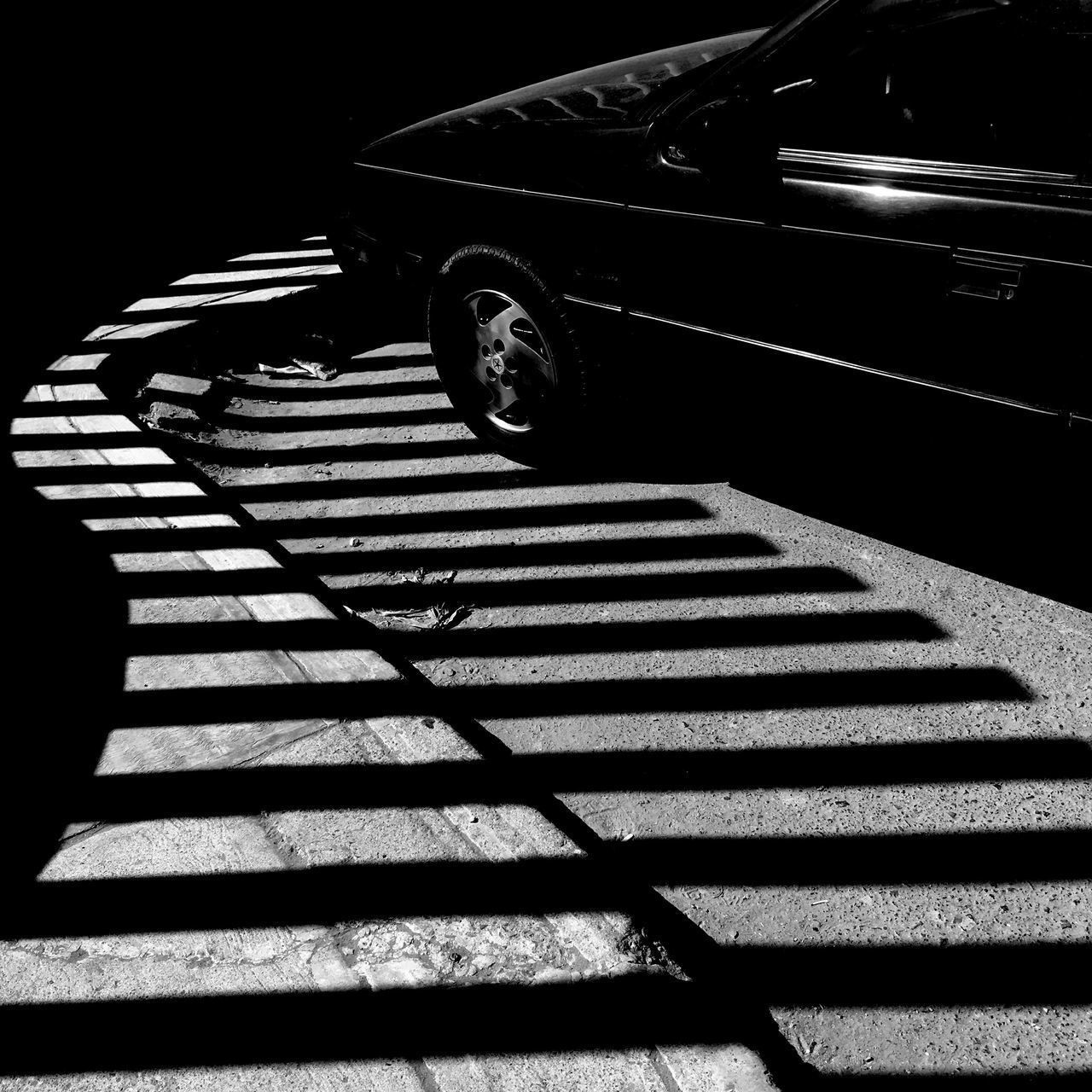 The City Light Shadow EyeEm Best Shots - Black + White
