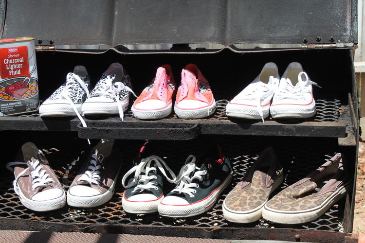'Out of the Box' Let's Grill Some Sneakers Out Of The Box