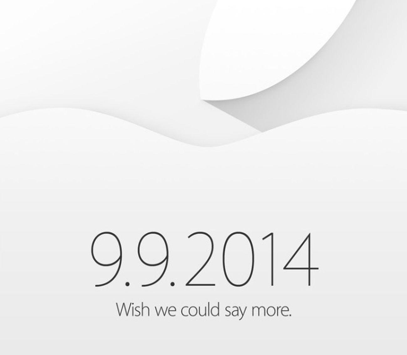 A sólo unas horas para que de inicio la Keynote de apple!! ????⌚️?? Keynote Apple Iphone 6 Presentation