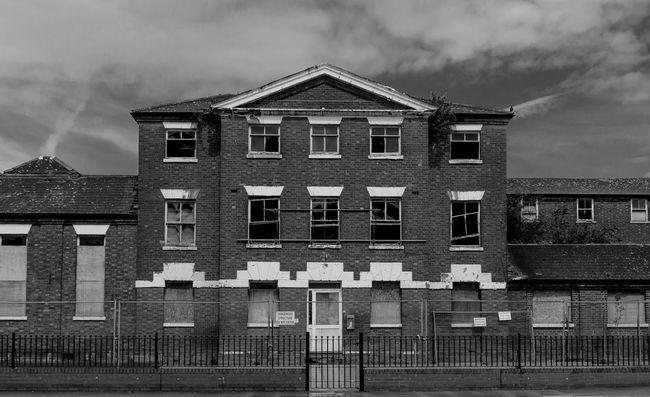 Union Workhouse, Wellingborough Road, Northampton Monochrome Black And White Architecture Urban Northampton Workhouse