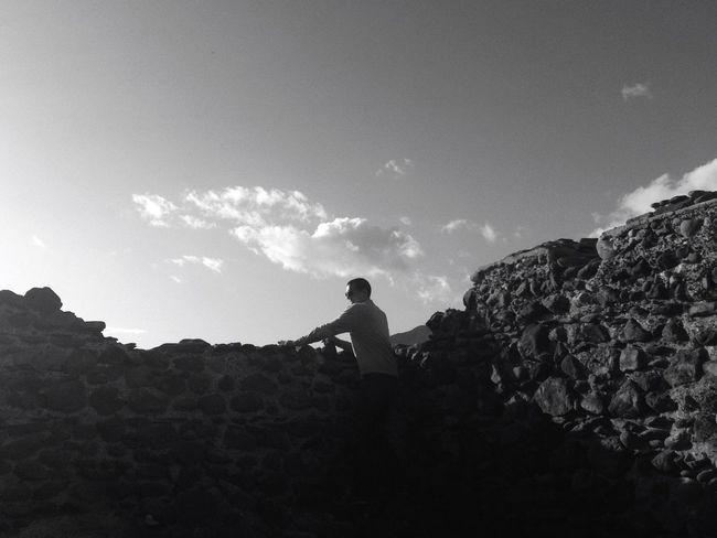 Sunset Blackandwhite Abandoned Shootermag