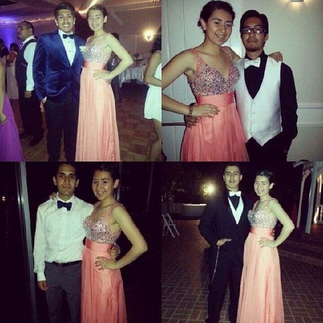 the guys ♡ Torresprom2014