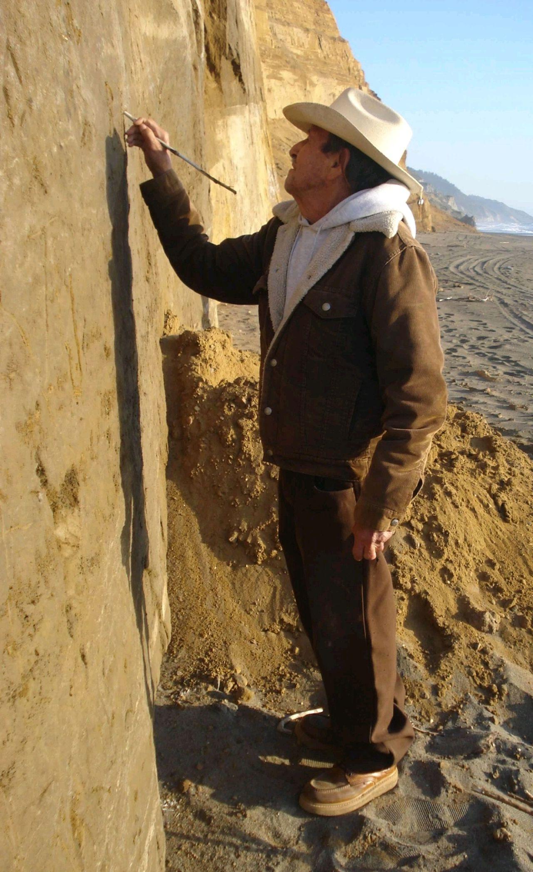 One Man Grandpa At The Beach Granfather Granpa