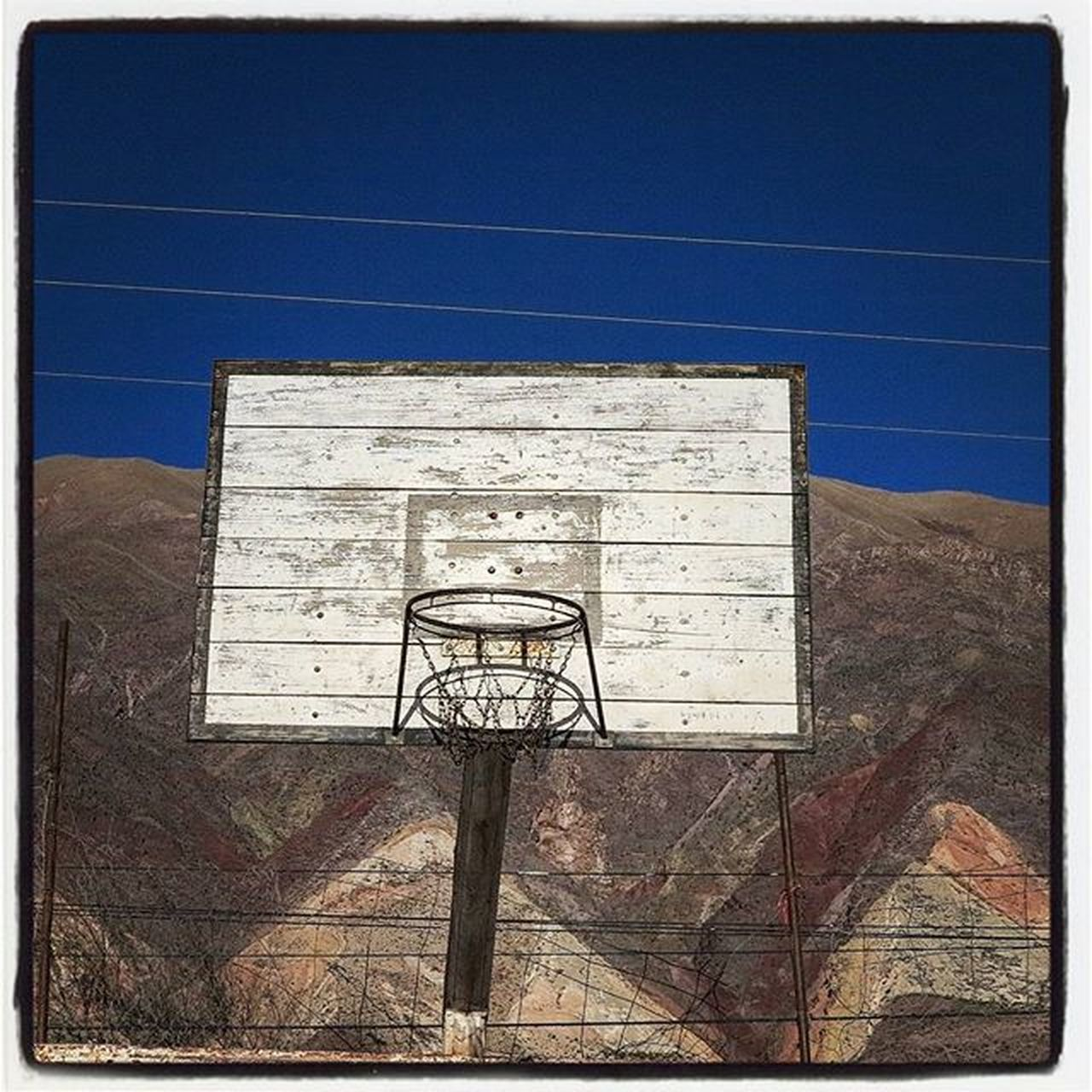 Postales norteñas Aro Basketball Maimara
