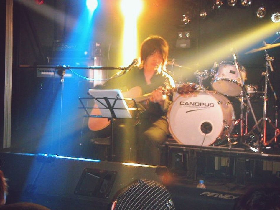 2004/05/03 Blanquilizer Vol.8 at Sonset Strip in Nagoya What Does Music Look Like To You? Live Music It's My Memories