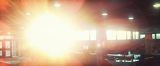 God shines in this place <3