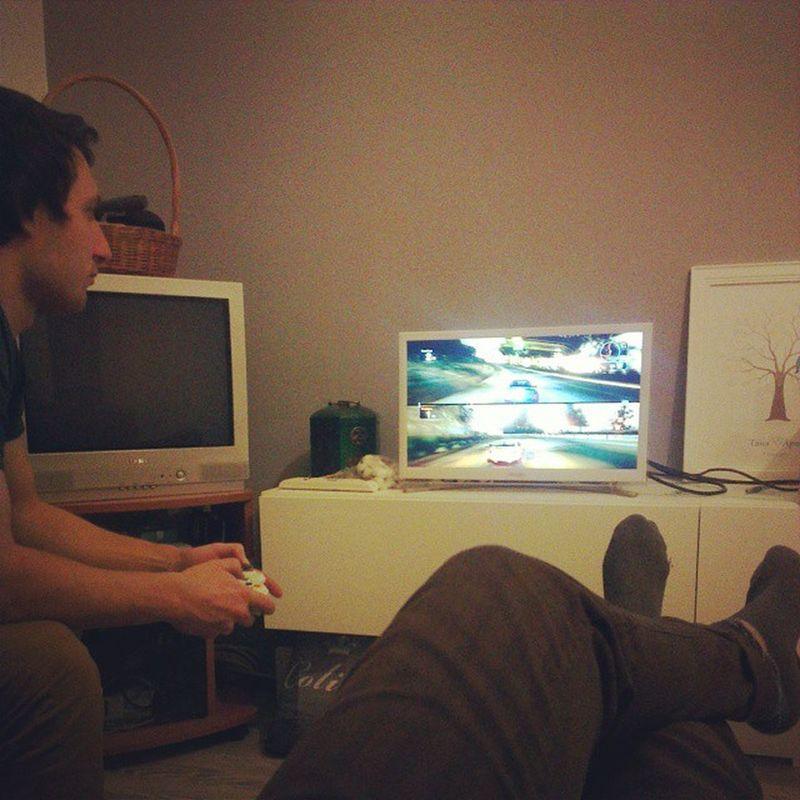 Рубимся в Xbox))