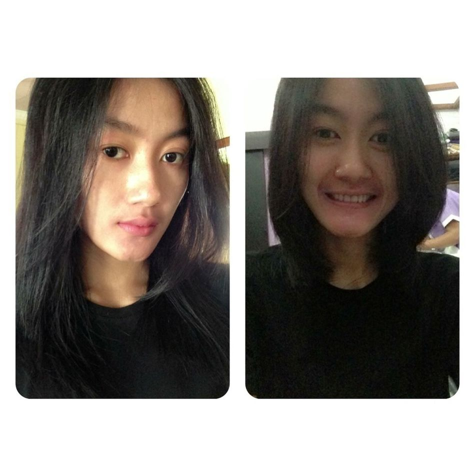 Before-after #hairstyle