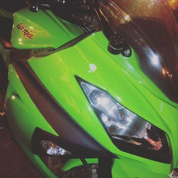 Kawasaki Ninja Machine Bike Ride Twowheels Rideforday Mumbai