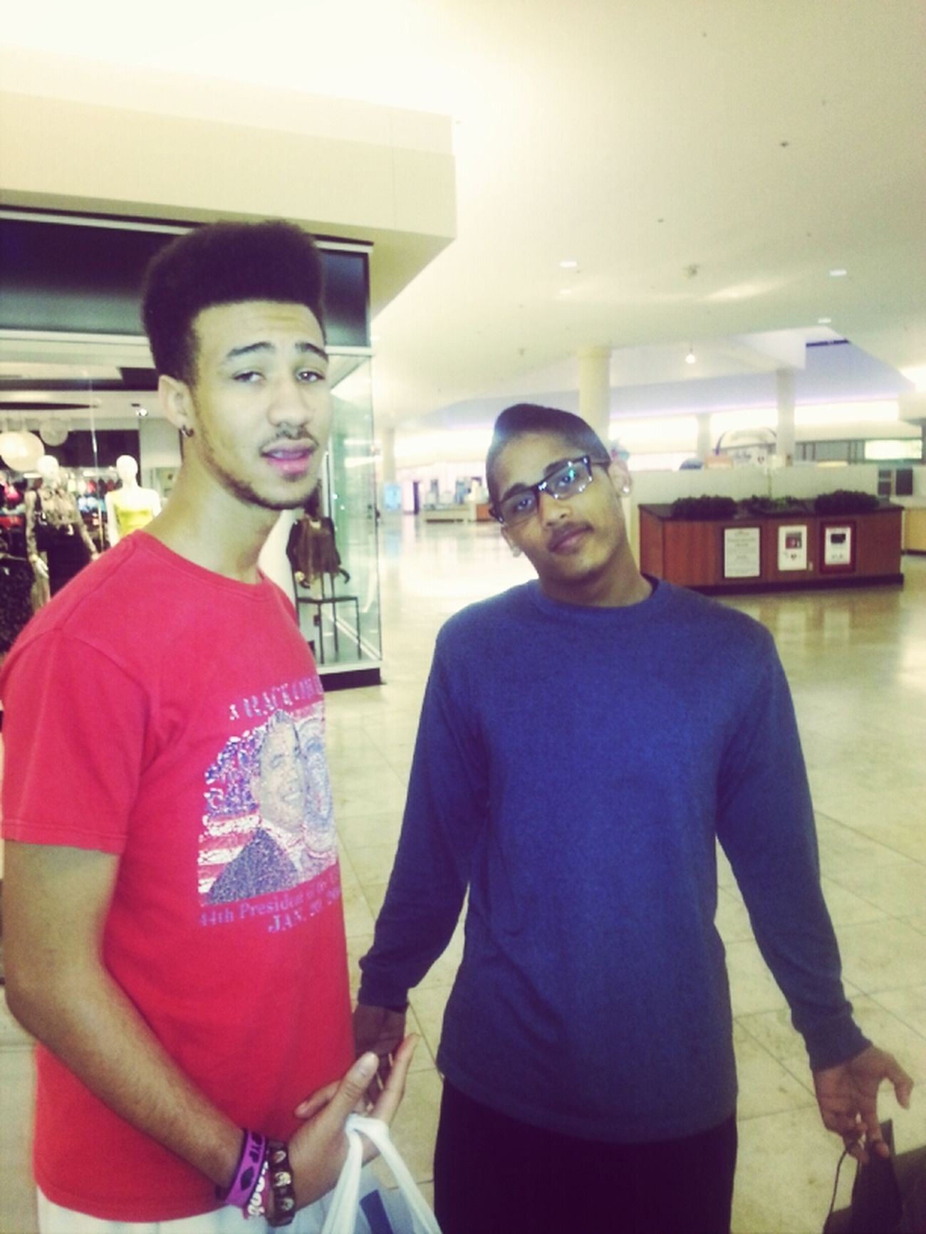 BayBrook Mall With My Nigga Ja'len