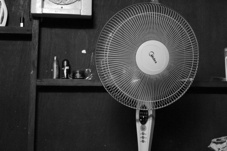 Indoor Electric Fan Cannon 1300D No Edit // No Filter Indoors  People Day