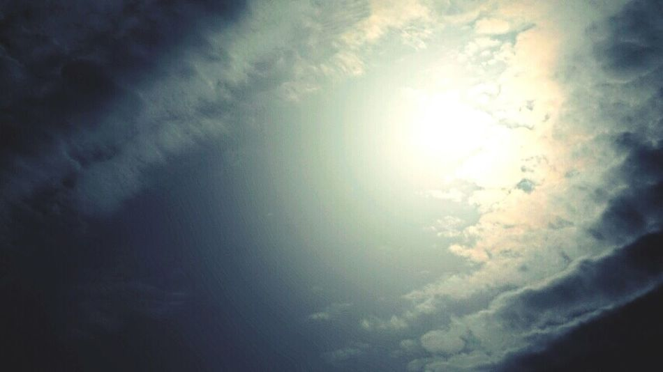Morning Sky Morning Light Natural Beauty Eclipse2015 Sun And Sky Cloud And Sky Clouds Nature_collection Sun Eclipse Cloud_collection