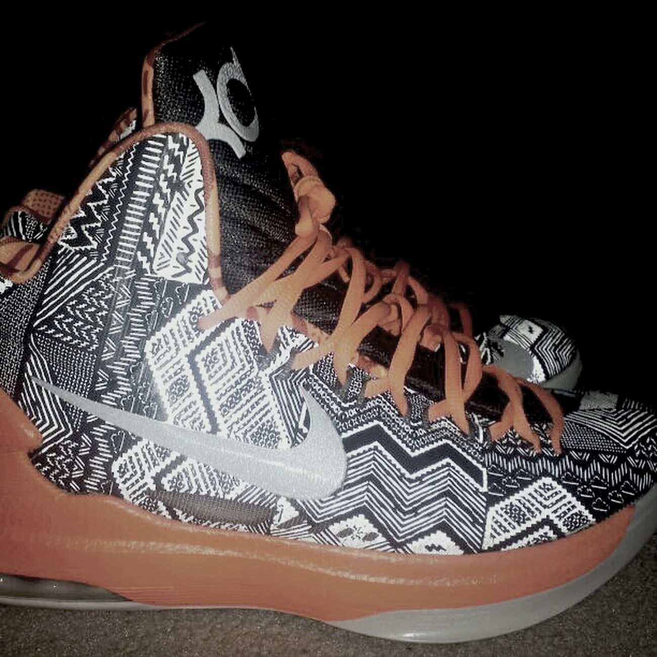 Just Copped Kd Black History Months