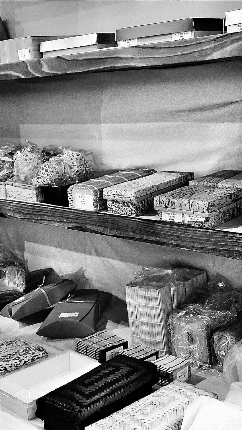 Food Carriers Food Containers maybe Shop Tsujiki Tokyo, Japan Travel Photography