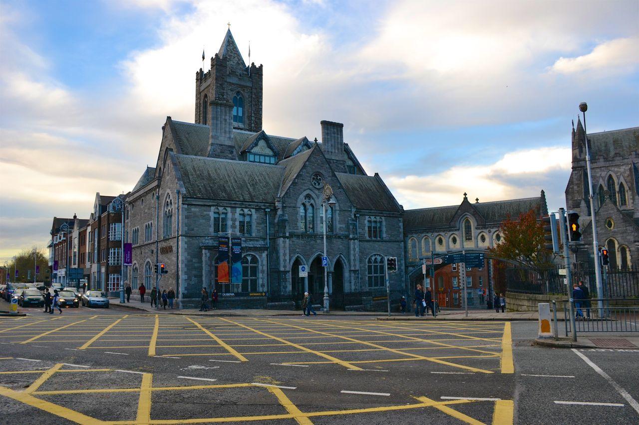 Beautiful stock photos of dublin, Architecture, Building Exterior, Built Structure, Catholicism