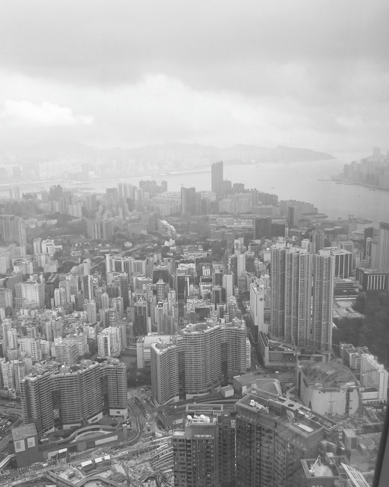 Blackandwhite Photography Blackandwhite Fortheloveofblackandwhite Hongkong Black&white Black And White B&w Street Photography Skyscraper Cityscape Urban Skyline High Angle View HongKong Hongkongphotography Hongkonglife Hongkongcollection Hong Kong City Hongkongcity Hongkongstreet Sky100 Sky100hk No People Architecture