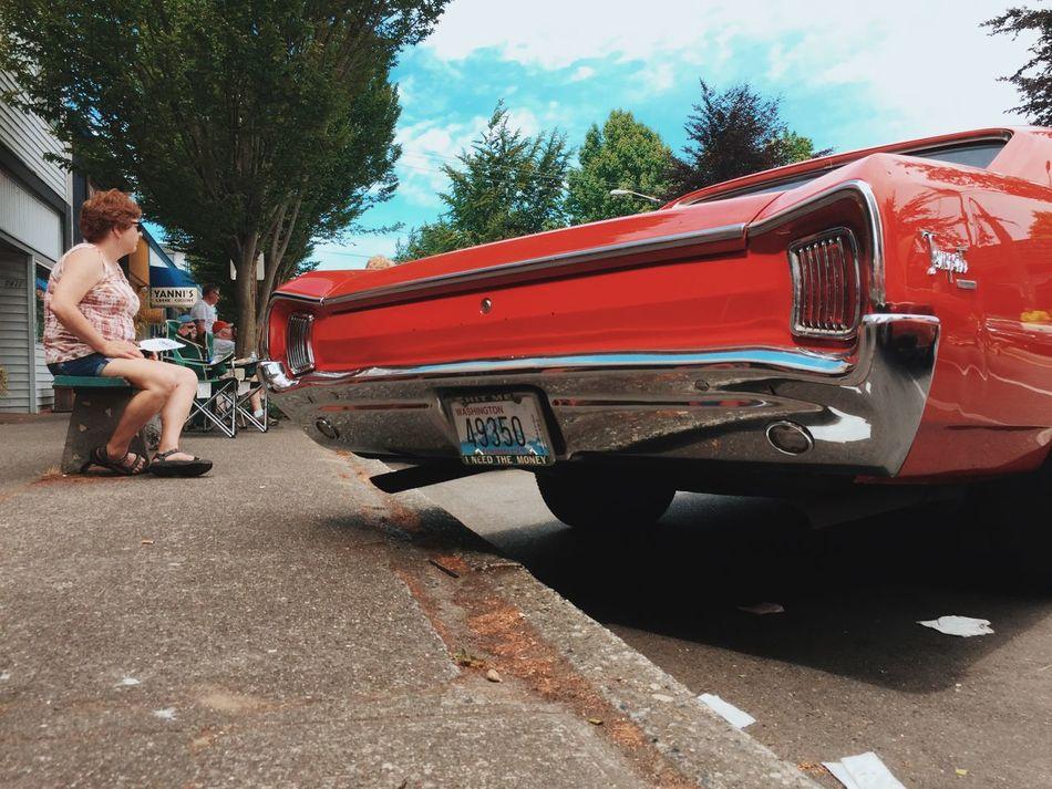 Cars Streetphotography
