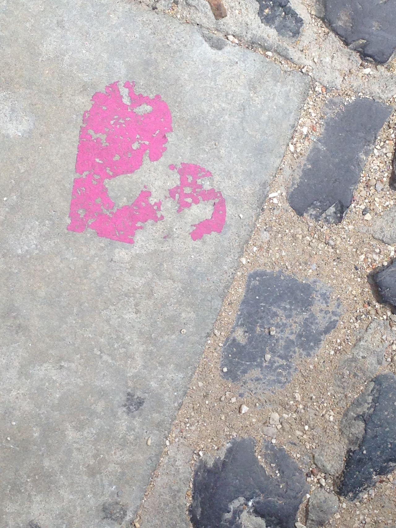 Lisbon Lx Factory Hearts Heartshaped Streetphotography Streetart IPhoneography LisbonLove
