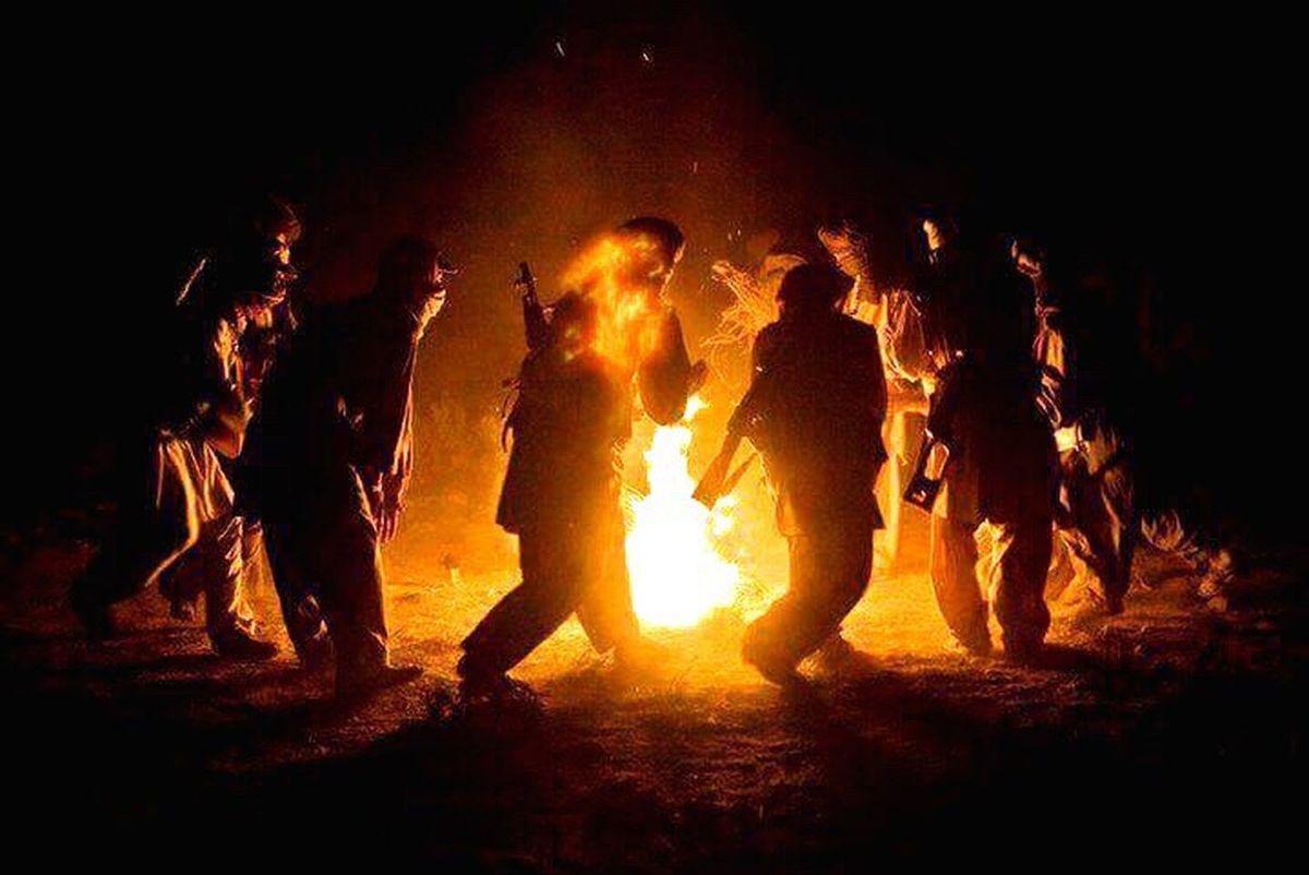 Around The Fire Cultural Dance Performance Celebration Lifestyles Leisure Activity Balochistan Desert Midnight IPhoneography Togetherness Weekend Activities EyeEm Gallery EyeEm Best Shots The Week On EyeEm