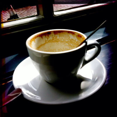 Coffee at The Village Coffee & Music by Mephisto19