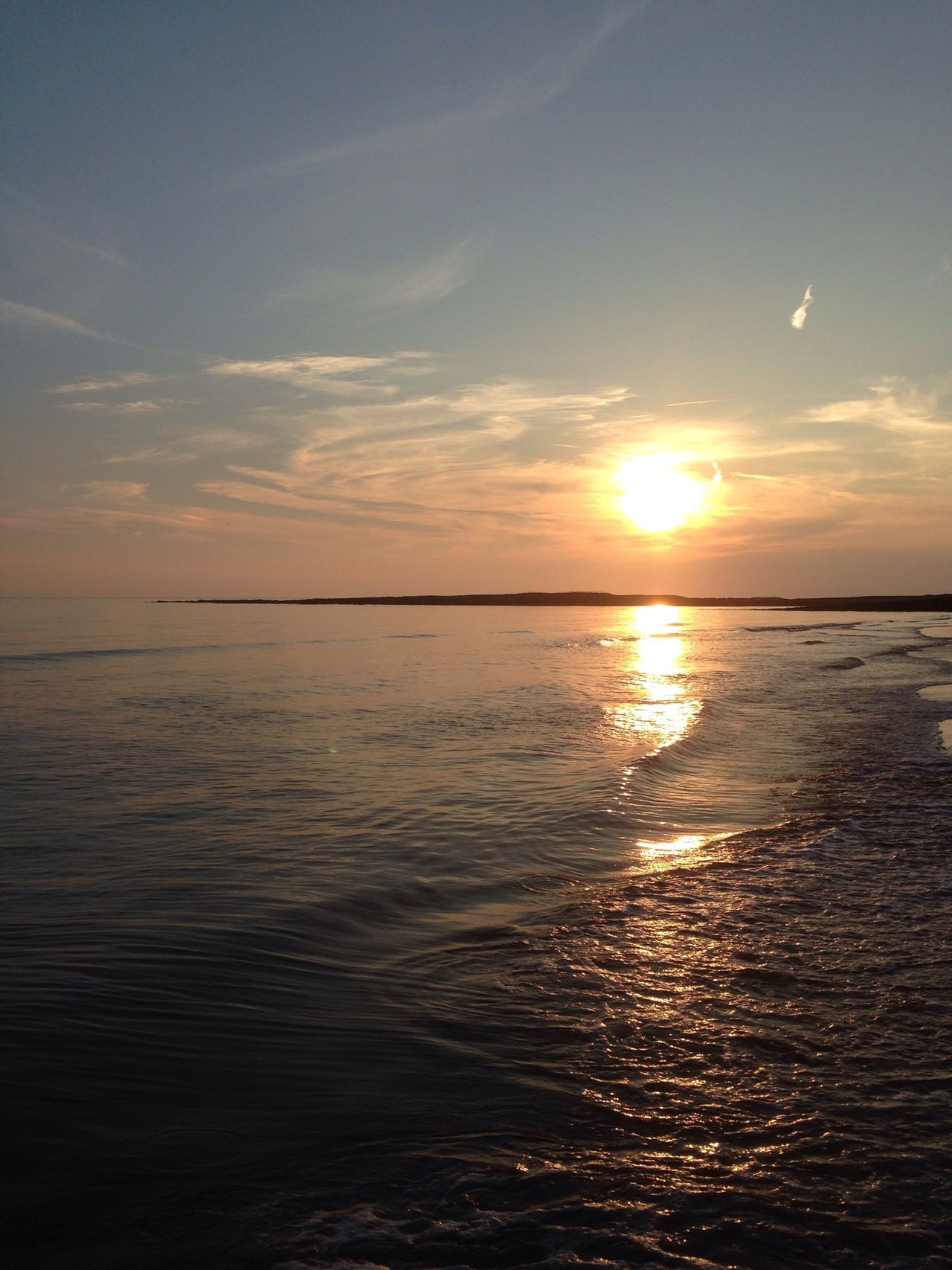 Sun going down on broadbeach Tadaa Community Sunset At The Beach Beautiful Sunset Sea