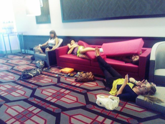 Napping Like Kings