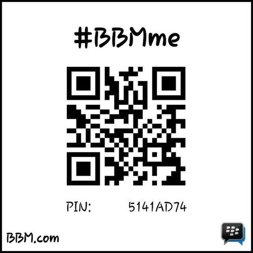 Bbm Pin