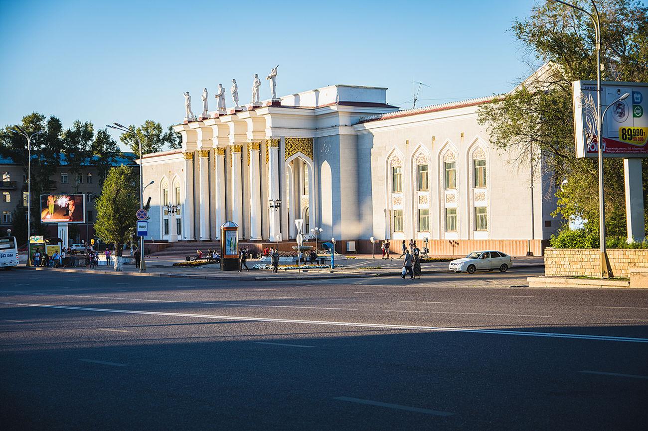Дворец культуры горняков