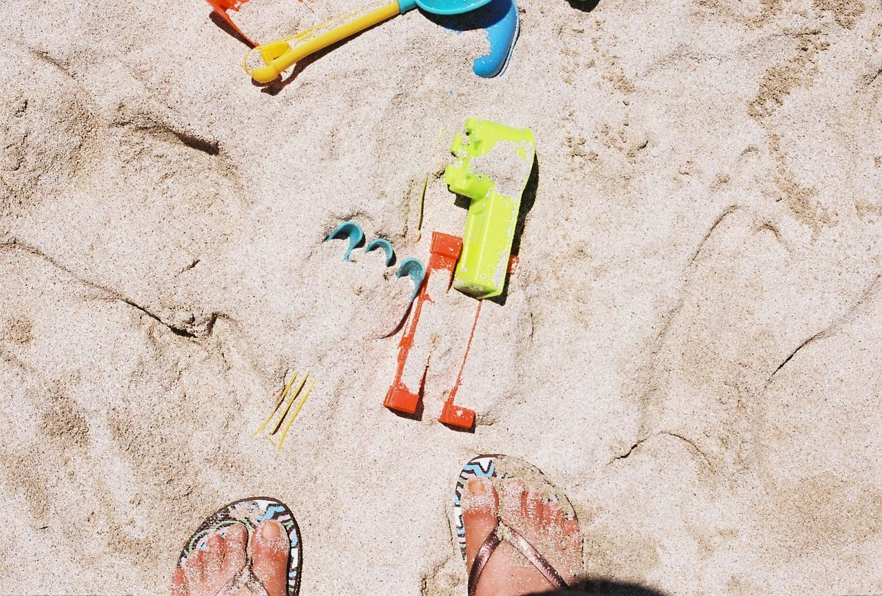 My Feet On The Beach Sand Summer Film Photography JEJU ISLAND  Summer Views