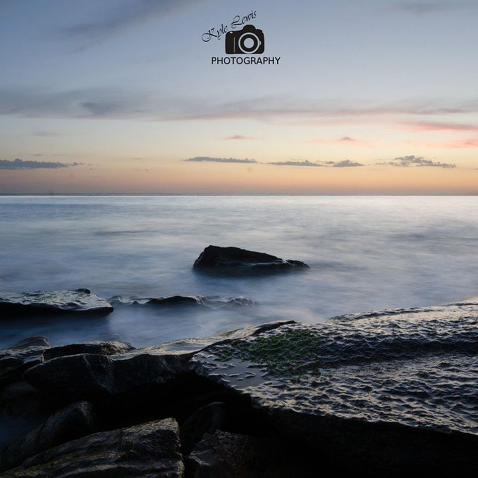 Red Bluff, Lake Tyers. Iso - 125 Aperture - f/3 Shutter - 2 sec Wearealladventurers Way2ill Wonderful_earthpix Beach exposure tgif_sunset theoutbound instasyon optimumexposures longexposure nightphotography marinoshoutouts lewhisperers