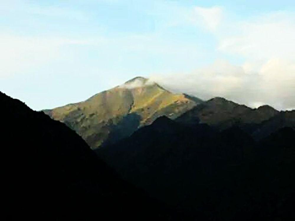 Mi montaña,My mountain (Monteixo des de Alins,Sant Quirc) Monteixo Muntanya Mimontaña Altpirineu Pirineus Pirineo Alins Santquirc Areu
