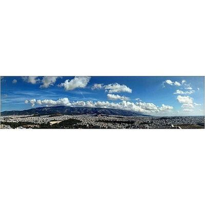 Panorama of Athens Greece Ελλάδα Athens Αθηνα Whitecity Atina VisitGreece Instagreece Instaathens Amazing City Streetsofathens Greekarchitecture Architecture Beautiful View Viewfromthetop