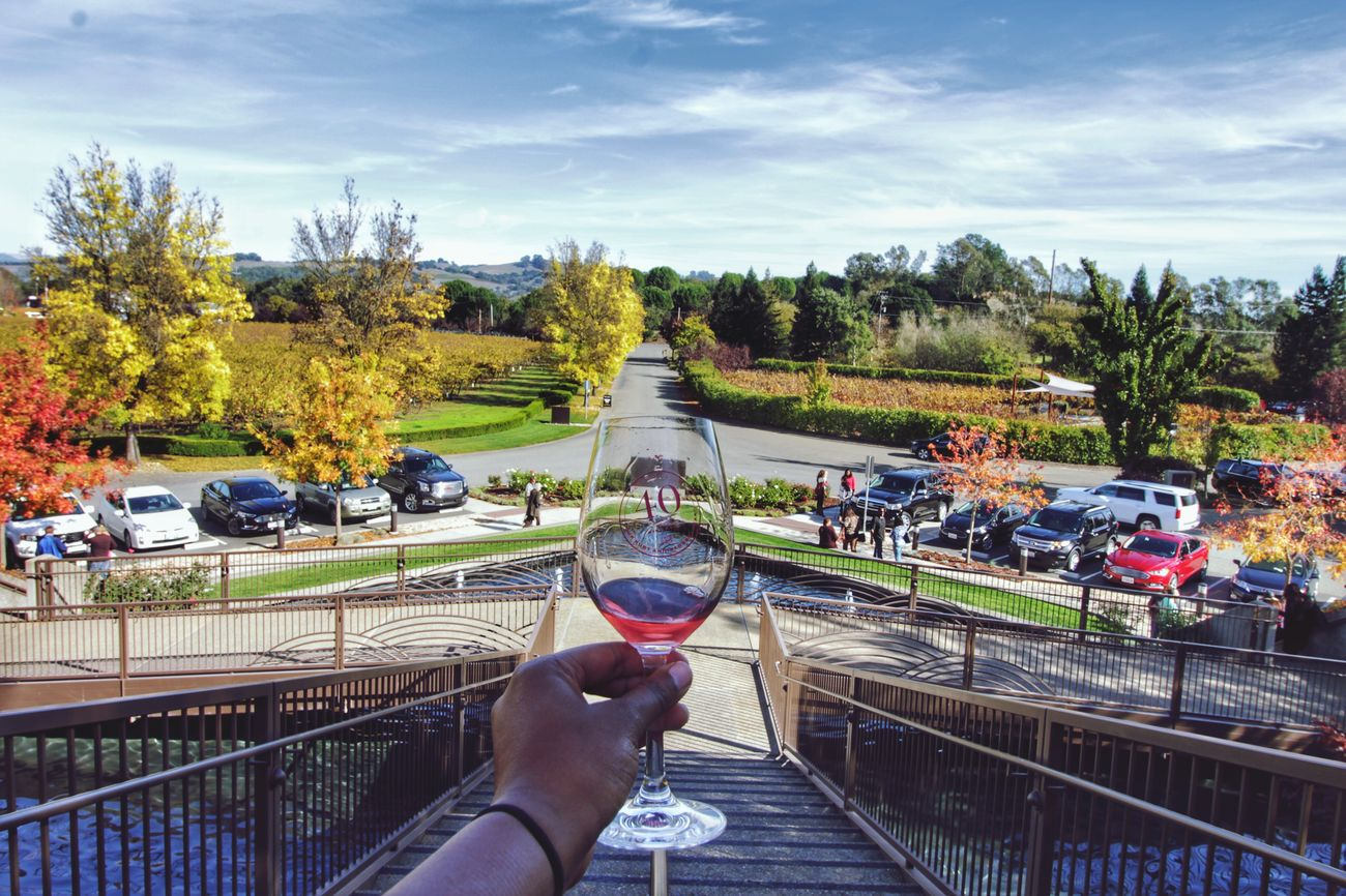 Wine Moments Outdoors Leisure Activity First Eyeem Photo