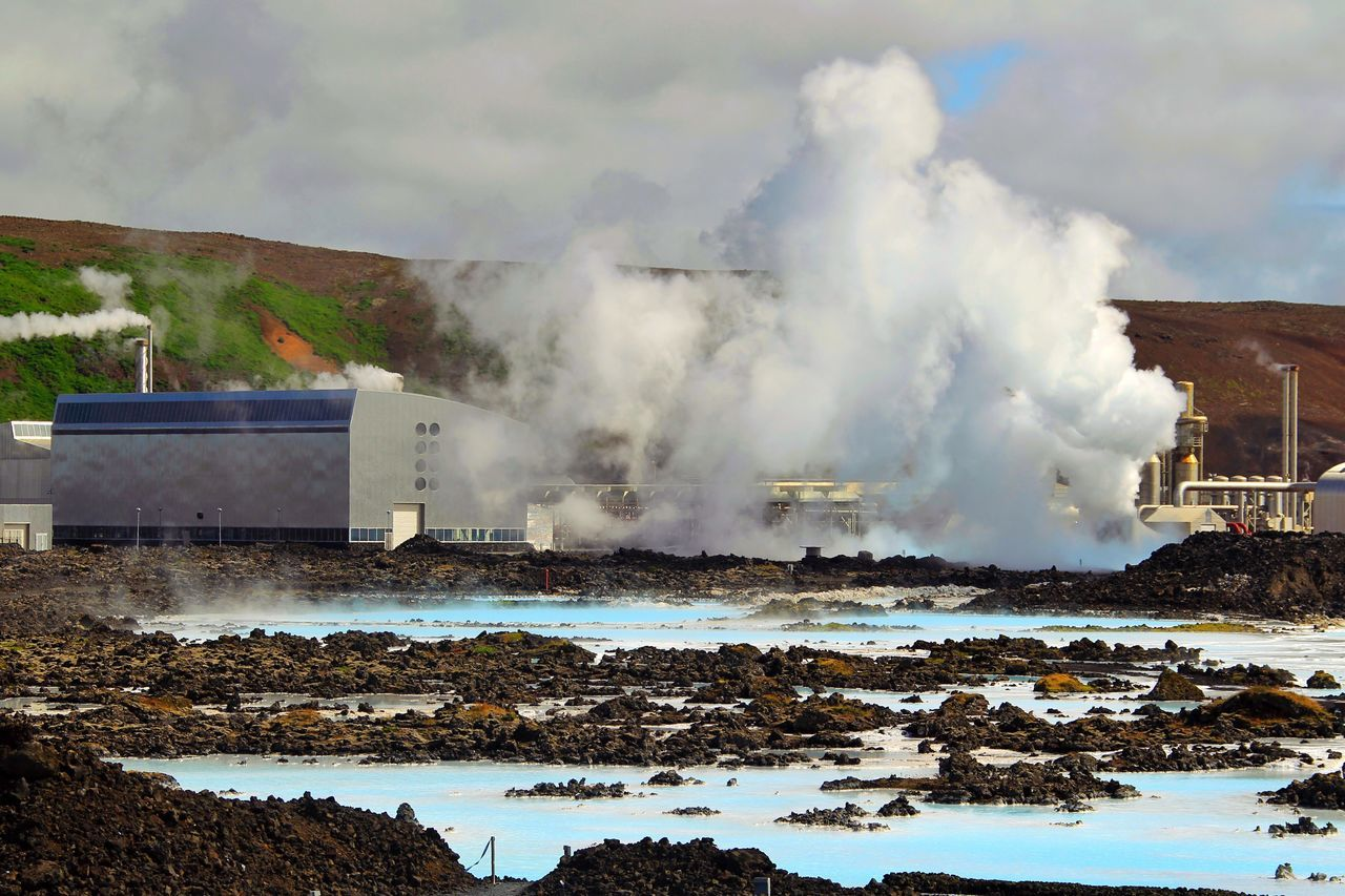 Water Sky Outdoors Built Structure No People Architecture Day Nature Motion Sea Building Exterior Beauty In Nature Power In Nature Hot Spring Travel Destinations Iceland Blue Lagoon From My Point Of View Eye4photography  Weltblick Blaue Lagune