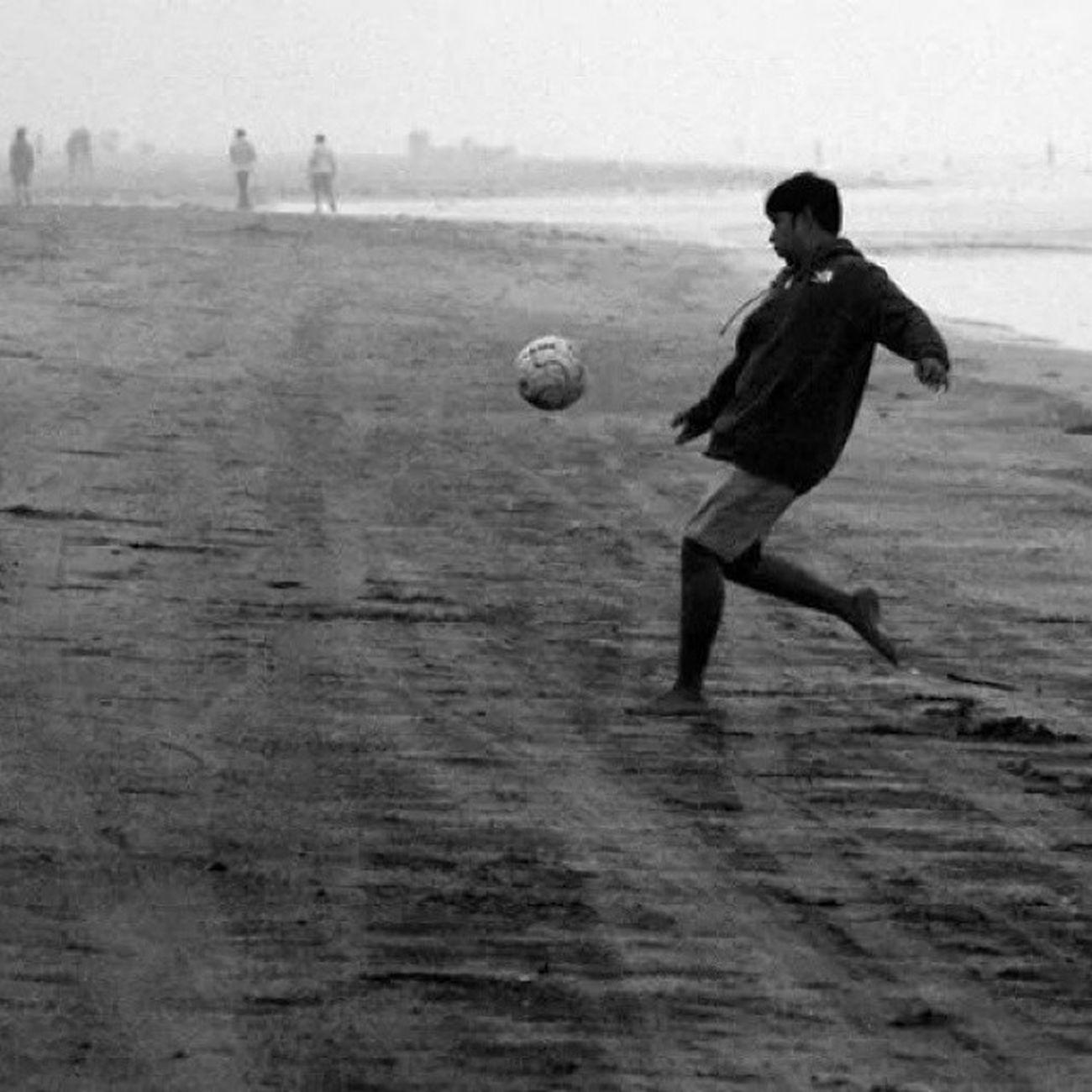 The beautiful game being played at Diveagar beach, Maharashtra. Indianbeaches Indians  Incredibleindia India travelbug travel wanderlust football sports
