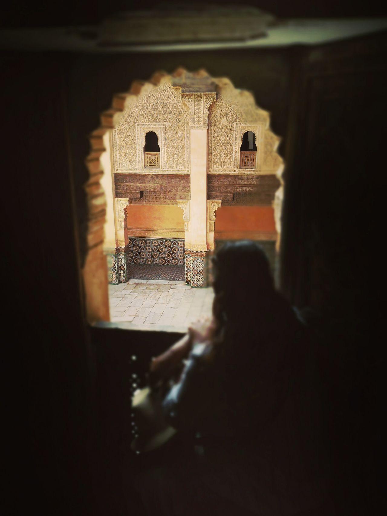 Marrakech Marrakech Morocco Ben Youssef Madrasa