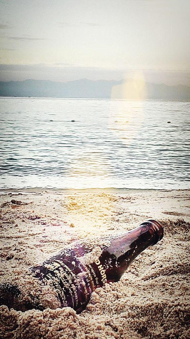 Beach Sand Water Shore Deployed