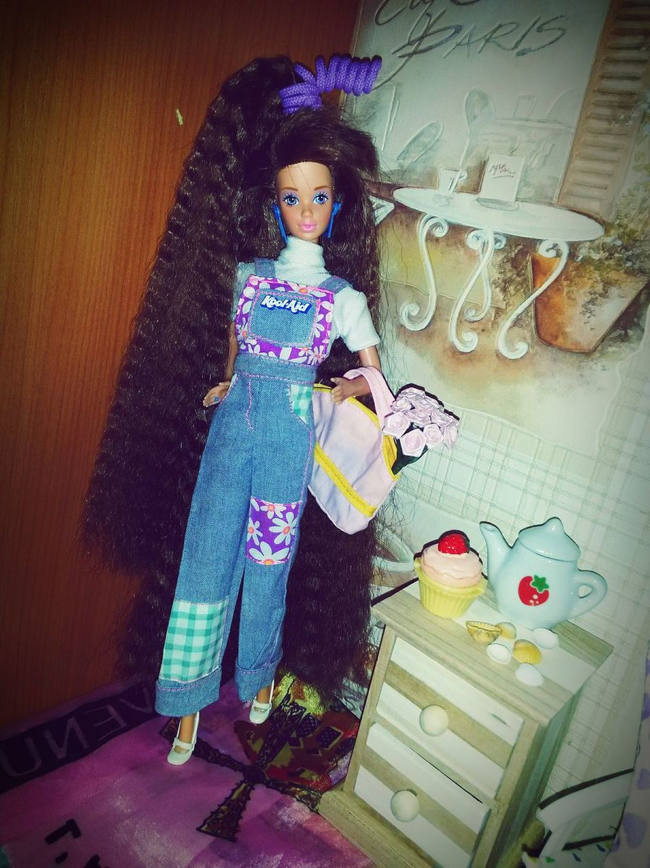 Barbie Whitney Totally Hair Doll Sweet Home❤️ Barbie Room Barbie World